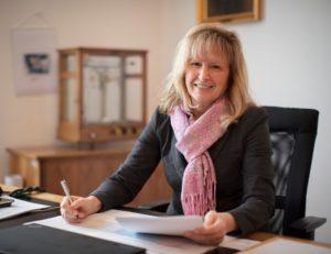 Direktorin Annemarie Karglmayer