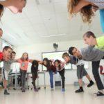 Flexible Gruppenarbeit in den Lernbüros des Bildungsunternehmens NMS Pinkafeld