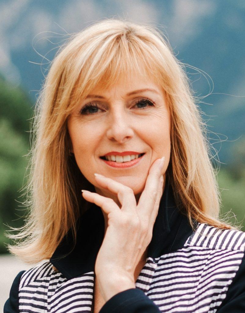 Portraitfoto von Lieselotte Anna Wölbitsch.