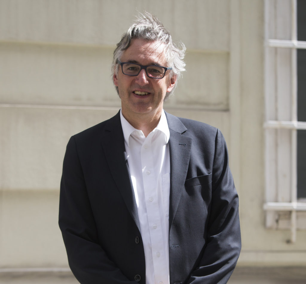 Martin Netzer, stellvertretender Generalsekretär des BMBWF
