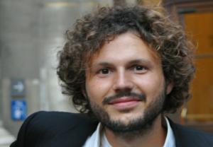 Portraitfoto Benjamin Podirsky