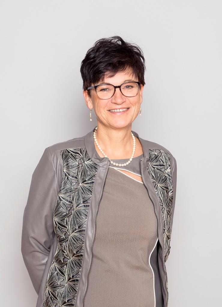 Andrea Nuncic, BEd, Direktorin der Neuen Musikschule Mautern