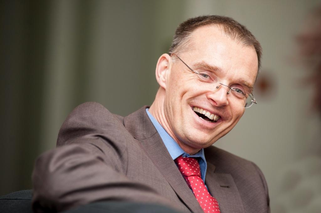 Prof. Rolf Koerber Portrait